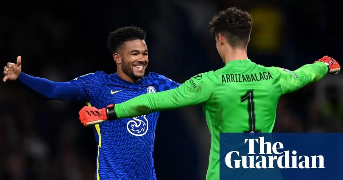 Reece James's penalty helps Chelsea win shootout with Aston Villa