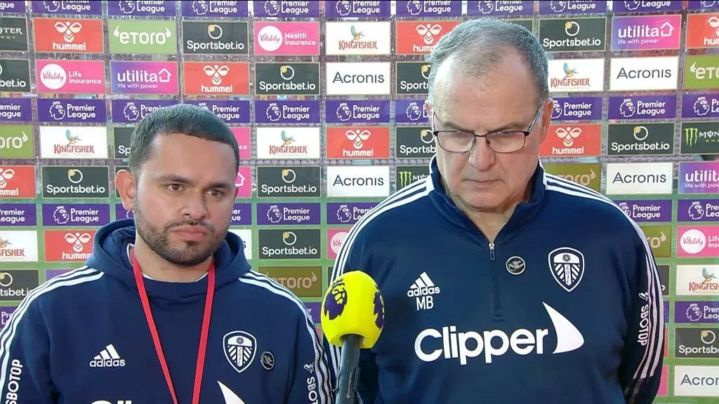 Southampton 1-0 Leeds United: Marcelo Bielsa says defeat was deserved