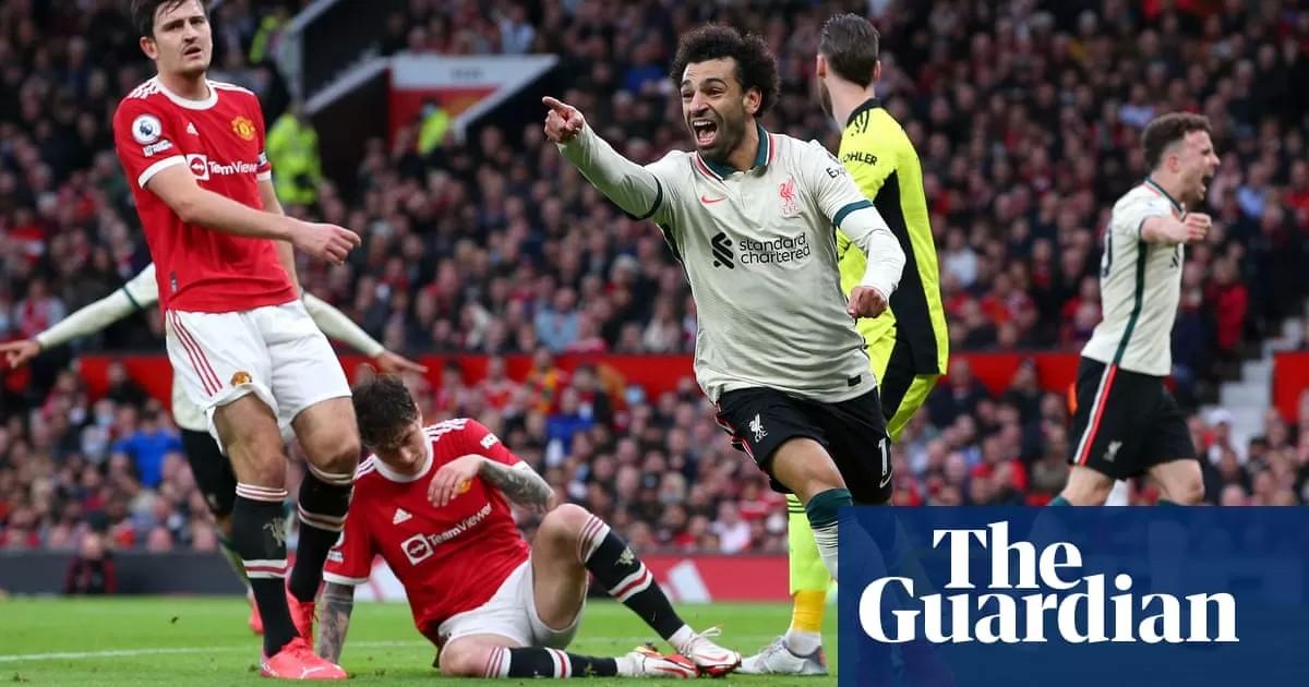 'Rock bottom': Solskjær deflated after Liverpool's 5-0 win against Man Utd – video