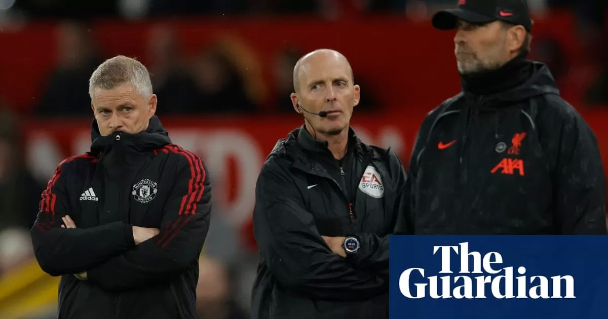 Inept, weak, no plan: humiliation for Manchester United and Solskjær   Barney Ronay