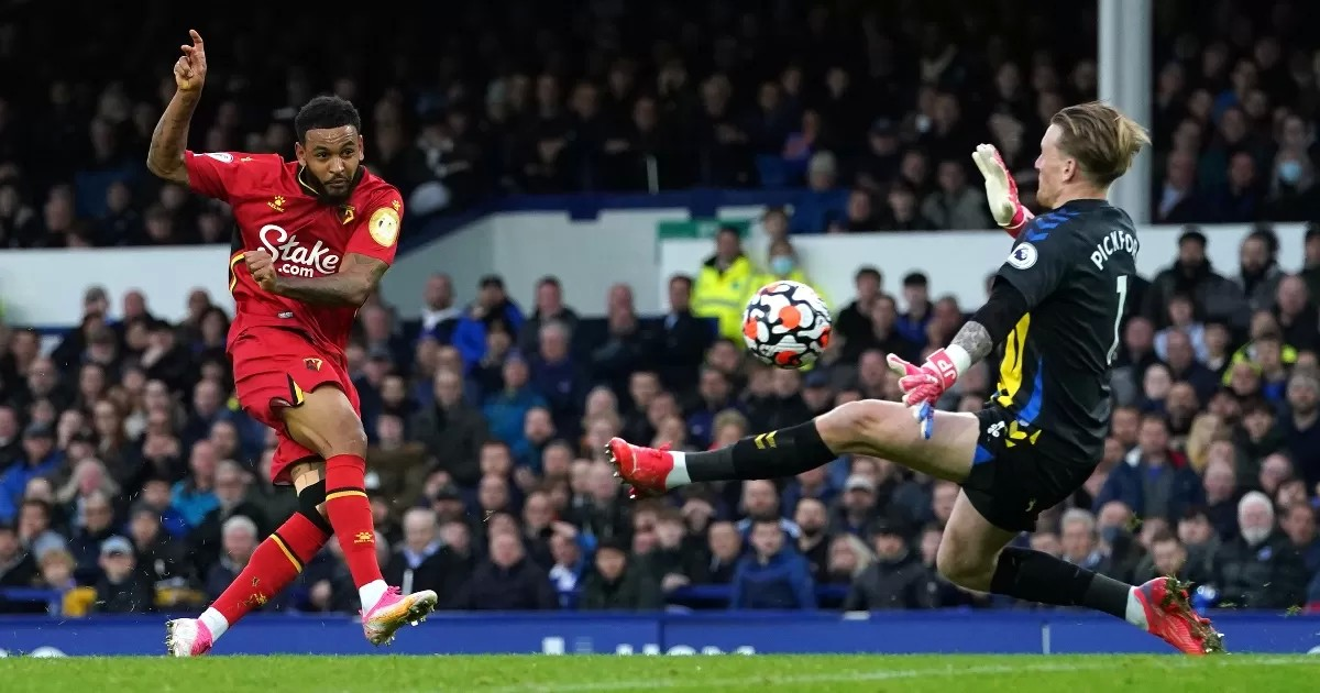 King: 'it was personal against Everton – I had a point to prove'