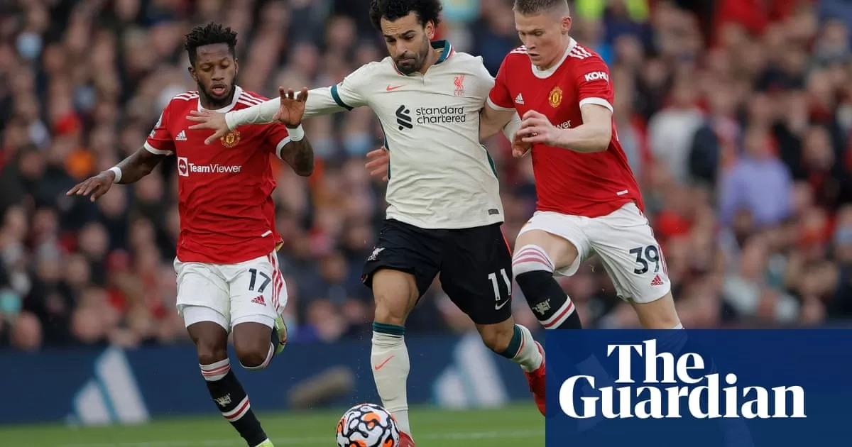 Manchester United 0-5 Liverpool: player ratings from Old Trafford
