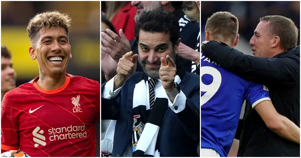 Leicester top Premier League winners as Newcastle lead losers