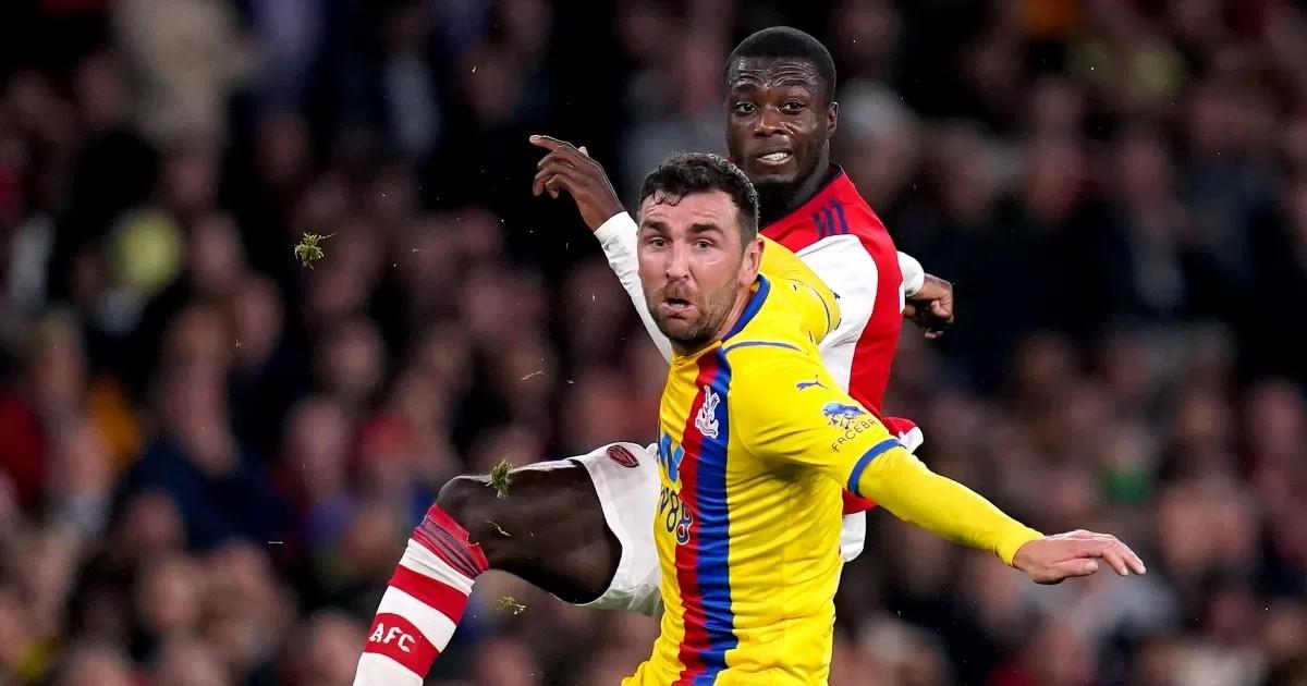 Arsenal legend slams 'vicious' McArthur for Saka challenge