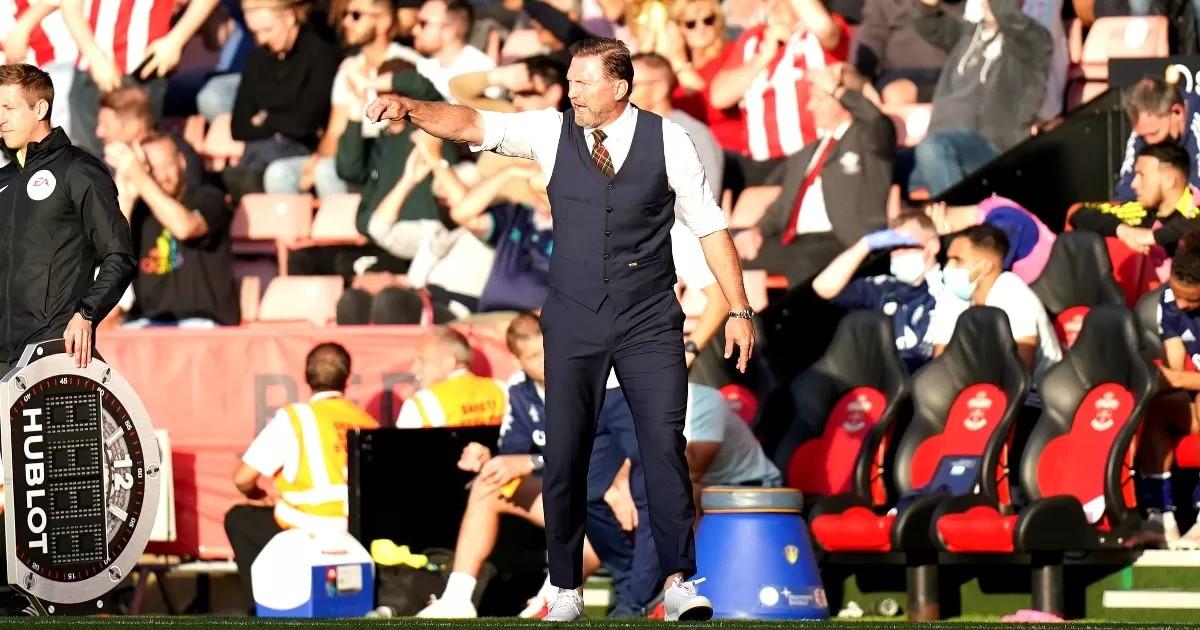 Southampton 1-0 Leeds: Broja hands Saints first win this season