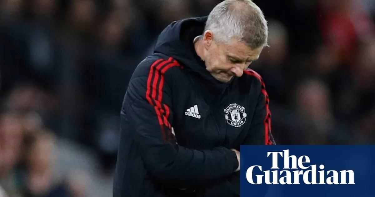 Manchester United's Ole Gunnar Solskjær calls 5-0 thrashing 'darkest day'