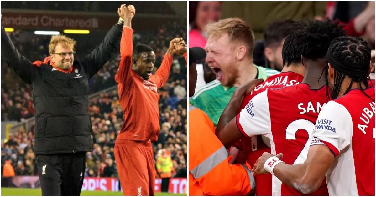Mocking 'shambolic' Arsenal celebrations, LVG to Newcastle