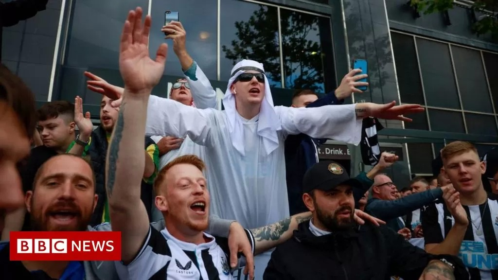 Newcastle United: Fans welcoming Saudis 'a sickness' MP says