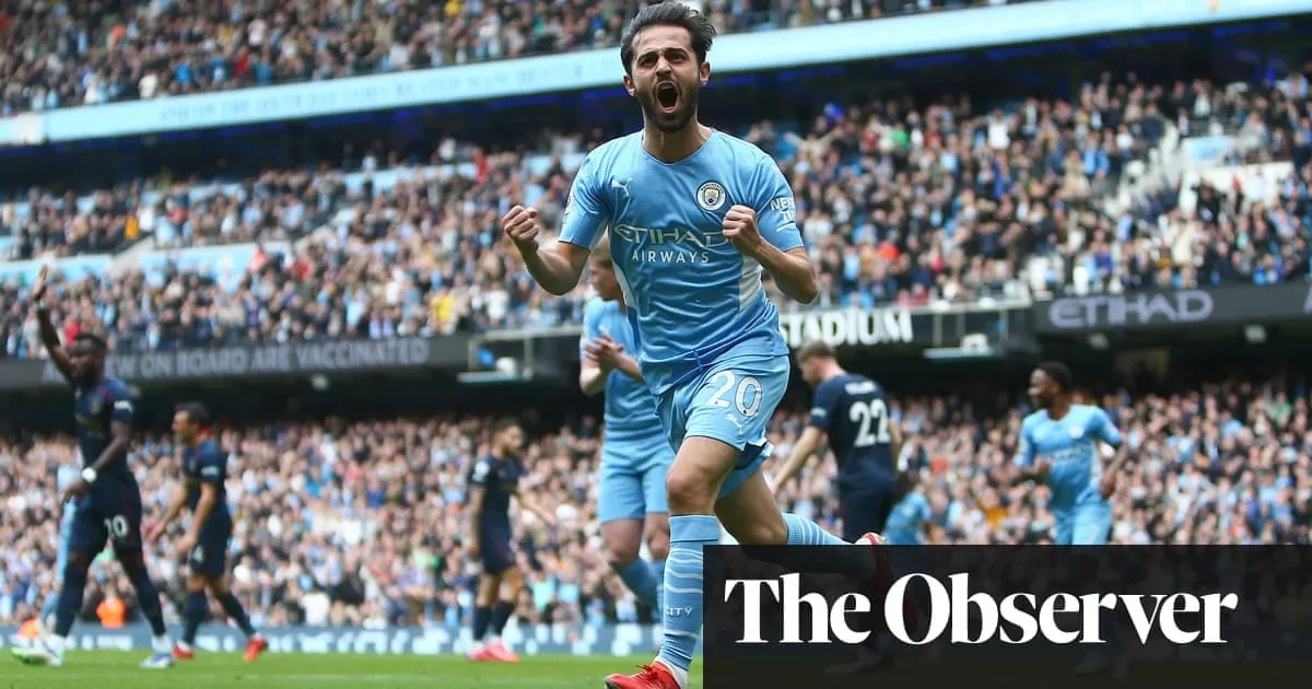 Manchester City miss gears but Silva and De Bruyne finish off Burnley