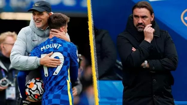 'This is why Chelsea will win the Premier League title - but is it time for a change at Norwich?'