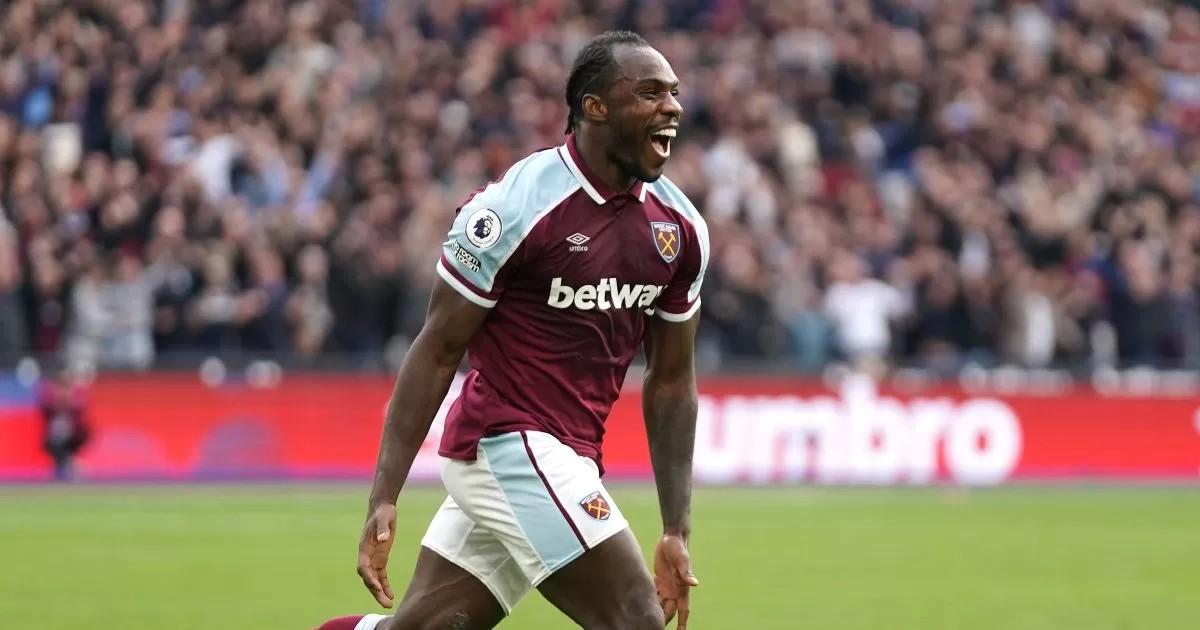West Ham 1-0 Tottenham: In-form Antonio scores again