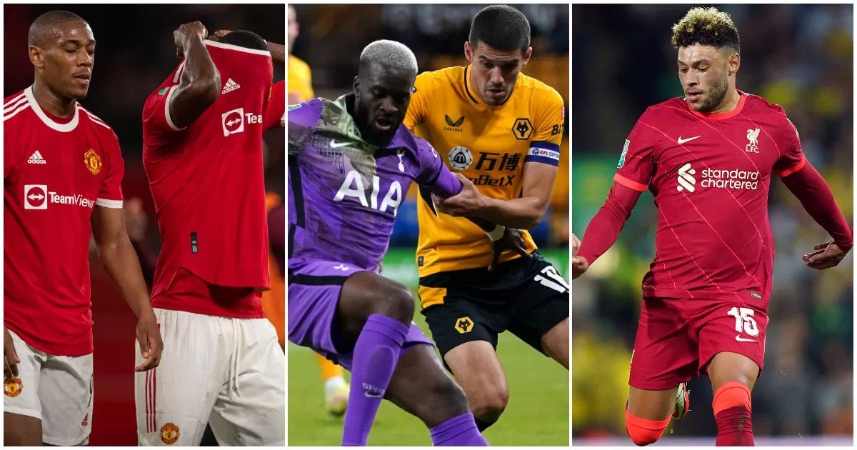 Ten players who cocked up their Carabao Cup chance…