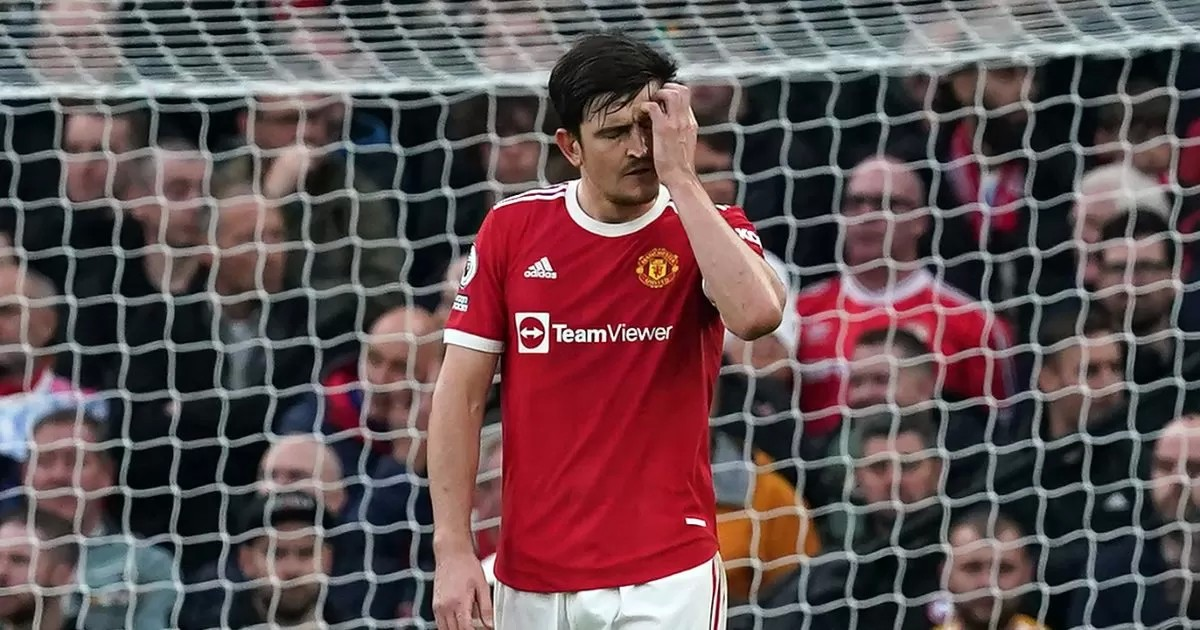 Maguire sorry as Man Utd were 'nowhere near good enough' vs Liverpool