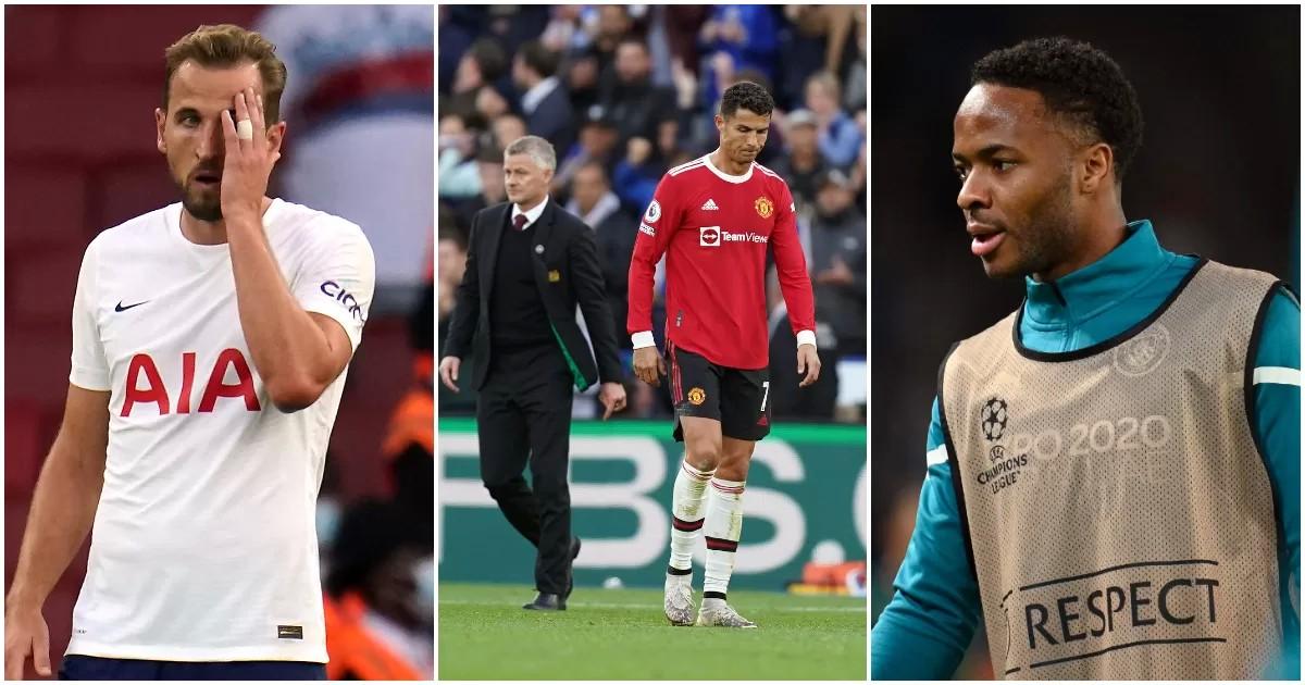 Top ten disappointments of the Premier League season so far